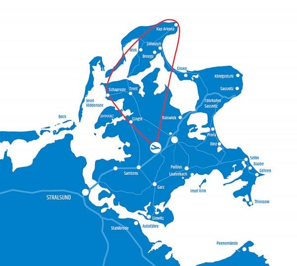 Tour 3 - Kap Arkona