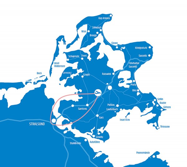 Tour 2 - Stralsund